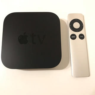 アップル(Apple)の錆玉様専用   Apple TV 第2世代(その他)