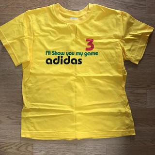 アディダス(adidas)のTシャツ adidas 黄 M(その他)