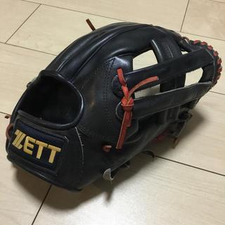ゼット(ZETT)のゼット 一般軟式 ソフトボール プロステイタス グラブ 即戦力! 日本製(グローブ)