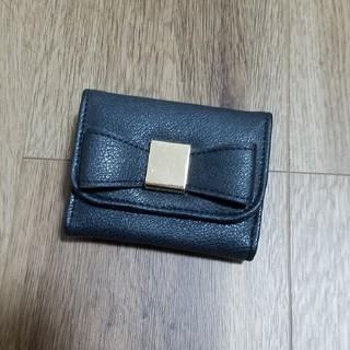 シマムラ(しまむら)のミニリボン財布しまむら購入(財布)
