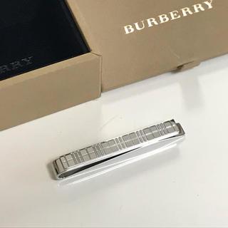 バーバリー(BURBERRY)のバーバリー ネクタイピン タイピン タイバー  箱付き 美品(ネクタイピン)