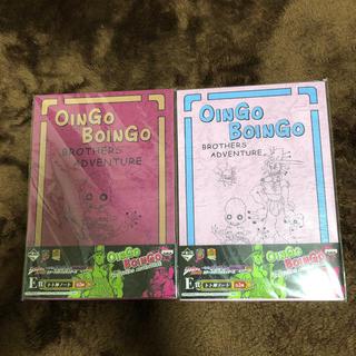 バンプレスト(BANPRESTO)のジョジョの奇妙な冒険 トト神ノート 2種(少年漫画)