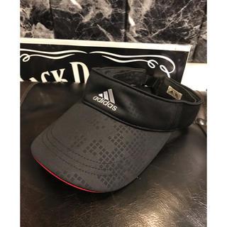 アディダス(adidas)のアディダス adidas サンバイザー テニス 大阪ナオミ(その他)