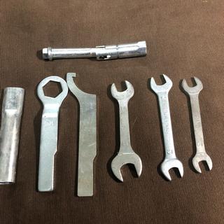 カワサキ(カワサキ)のバイク 車載工具 カワサキ(メンテナンス用品)