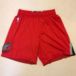 アディダス(adidas)のadidas Portland Trail BlazersユニホームパンツNBA(バスケットボール)