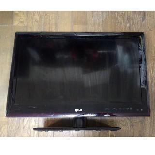 エルジーエレクトロニクス(LG Electronics)のジャンク品 LG26型テレビ(画面映りません)(テレビ)