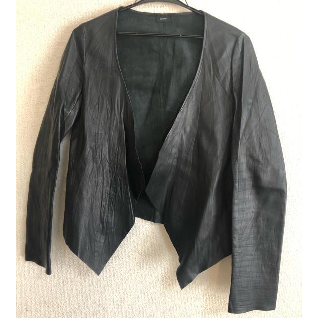 JOSEPH(ジョゼフ)のJOSEPHレザージャケット メンズのジャケット/アウター(レザージャケット)の商品写真