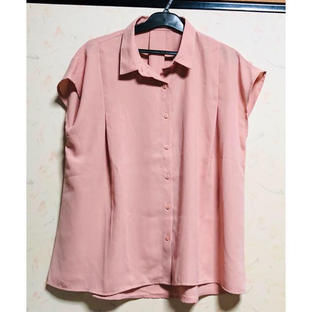 GU(ジーユー)のGU カットソー レディースのトップス(シャツ/ブラウス(半袖/袖なし))の商品写真