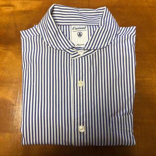オーシバル(ORCIVAL)のオーシバル ストライプシャツ(シャツ/ブラウス(長袖/七分))