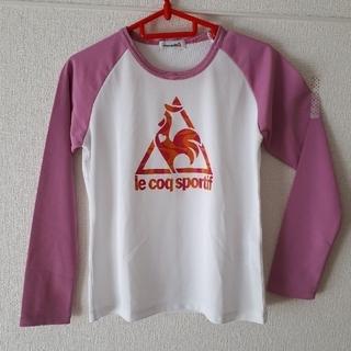 ルコックスポルティフ(le coq sportif)のle coq Tシャツ(長袖)(ウェア)
