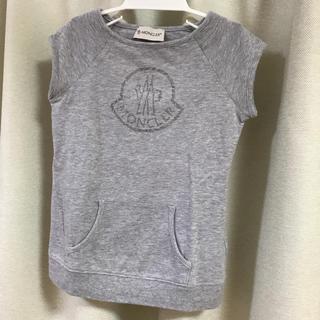 モンクレール(MONCLER)のご専用です。国内正規品 モンクレール チェック Tシャツ 4a 100(Tシャツ/カットソー)
