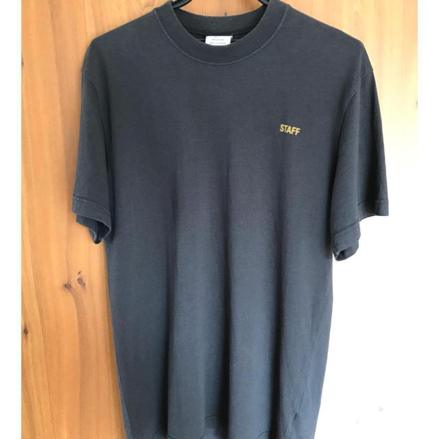 Balenciaga(バレンシアガ)のvetements staff Tシャツ Ji yong様専用 メンズのトップス(Tシャツ/カットソー(半袖/袖なし))の商品写真