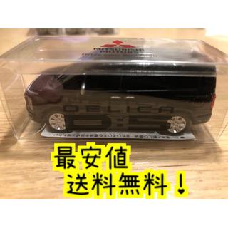 ミツビシ(三菱)のMITSUBISHI 新型 デリカD:5  プルバックカー (ライト機能付き)(ミニカー)