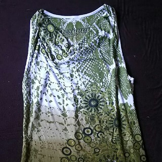 デシグアル(DESIGUAL)のDesigual タンプトック(Tシャツ(半袖/袖なし))