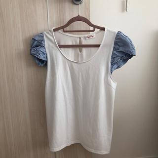 バイバイ(ByeBye)のByeBye トップス(Tシャツ(半袖/袖なし))