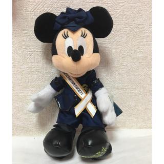 ミニーマウス - ミニーちゃん ぬいぐるみ