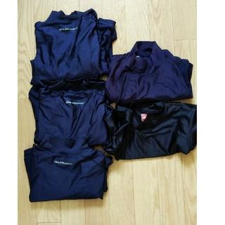 ゼット(ZETT)のアンダーシャツ  5枚(ウェア)
