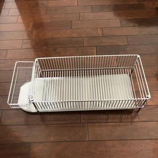 ディノス(dinos)の水切りカゴ(収納/キッチン雑貨)