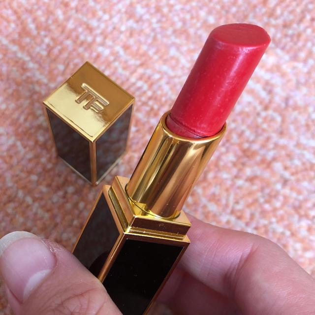 TOM FORD(トムフォード)のトムフォード★リップカラーシャイン 10 コスメ/美容のベースメイク/化粧品(口紅)の商品写真