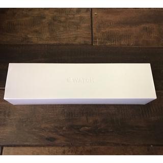 アップルウォッチ(Apple Watch)の【米国版】Apple Watch Series 4/44mm/GPSモデル 最新(スマートフォン本体)