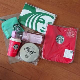 スターバックスコーヒー(Starbucks Coffee)のスターバックス 福袋 詰め合わせ(ノベルティグッズ)