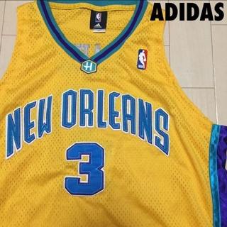 adidas - #2324 NBA ペリカンズ ユニフォーム 3