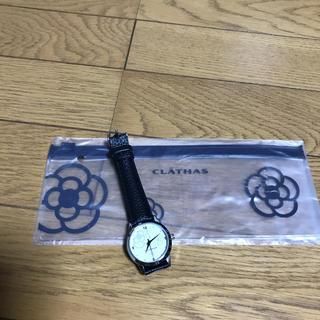クレイサス(CLATHAS)のクレイサス  スライダー付き腕時計(腕時計)