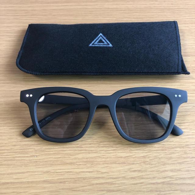 Supreme(シュプリーム)のSUNKAK TYPE-2 MATT LIMITED LIGHT BLACK メンズのファッション小物(サングラス/メガネ)の商品写真