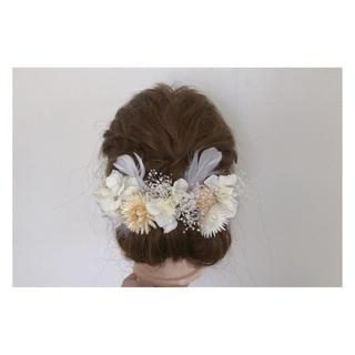 ヘアアクセサリー 髪飾り(aikooo723)(ヘアアクセサリー)