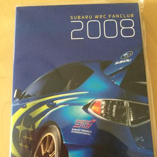 スバル(スバル)のSUBARU WRC DVD 2008(カタログ/マニュアル)