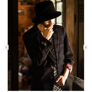 グラム(glamb)のタグ付き新品 雑誌掲載 glamb 人気店舗完売色 テーラードジャケット(テーラードジャケット)