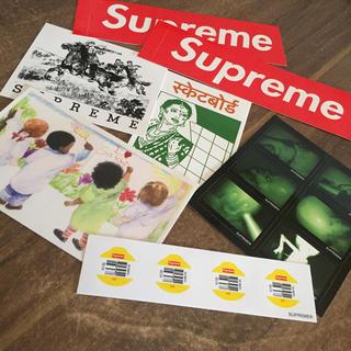 シュプリーム(Supreme)のSupreme ステッカー セット(ステッカー)