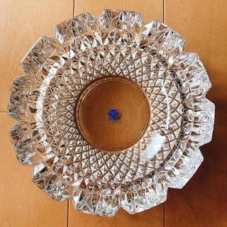 トウヨウササキガラス(東洋佐々木ガラス)の昭和レトロ 灰皿 TOYO GLASS (灰皿)