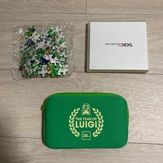 ニンテンドー3DS - クラブニンテンドー ルイージ3DSLLポーチなど