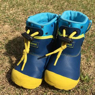 ムーンスター(MOONSTAR )のMOONSTAR 長靴(男児用15.0㎝)(レインブーツ/長靴)