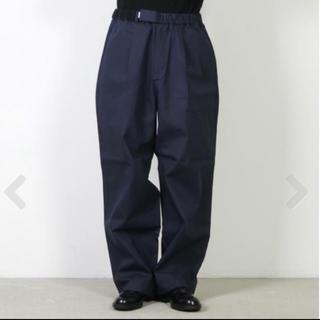 コモリ(COMOLI)の グラフペーパー  Stevensons Wide Cook Pants   (スラックス)