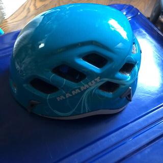 マムート(Mammut)のMAMMUT マムート登山用ヘルメットロックライダー (登山用品)
