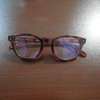 ユニクロ(UNIQLO)の【男女兼用】ブルーライト・UVカットメガネ(サングラス/メガネ)