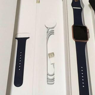 アップルウォッチ(Apple Watch)のApple Watchシリーズ2 38ミリ(腕時計(デジタル))