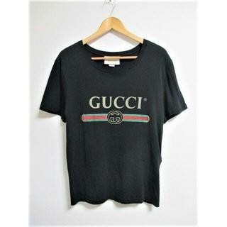 b8e49a6069f1 グッチ(Gucci)の☆GUCCI グッチ 半袖 Tシャツ ロゴプリント/メンズ/