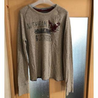 アメリカンイーグル(American Eagle)のアメリカンイーグル ビンテージフィット 長T ロンT(Tシャツ/カットソー(七分/長袖))