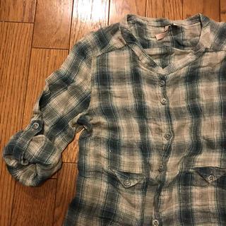 イロ(IRO)のチェックシャツ(シャツ/ブラウス(長袖/七分))