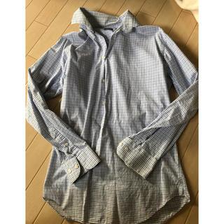 アルマーニ コレツィオーニ(ARMANI COLLEZIONI)のアルマーニ コレツォー二 メンズ 長袖シャツ(Tシャツ/カットソー(七分/長袖))