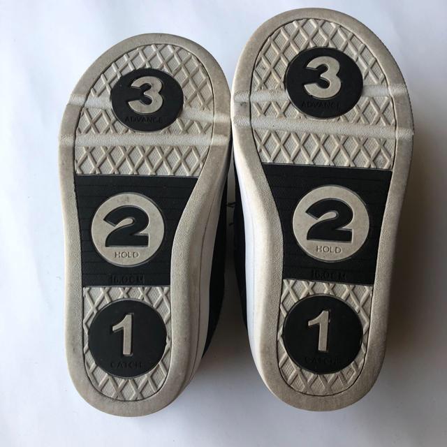 ampersand(アンパサンド)のイフミー スニーカー 16.0センチ キッズ/ベビー/マタニティのキッズ靴/シューズ (15cm~)(スニーカー)の商品写真
