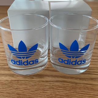 アディダス(adidas)のアディダス グラス ペア(グラス/カップ)