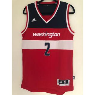 アディダス(adidas)のジョンウォール NBA ユニフォーム(バスケットボール)