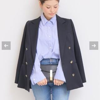ドゥーズィエムクラス(DEUXIEME CLASSE)のダブルジャケット(テーラードジャケット)