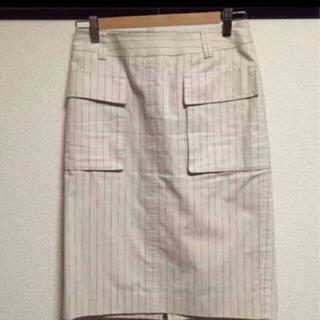 ニジュウサンク(23区)の23区スカート  (ひざ丈スカート)