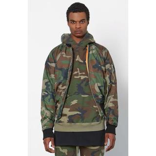 FEAR OF GOD - FOG fear of god bomber jacket M