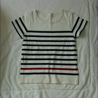 ムジルシリョウヒン(MUJI (無印良品))の無印良品☆キッズTシャツ(Tシャツ/カットソー)